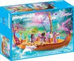 Playmobil Fairies 9133 Romantikus tündérhajó