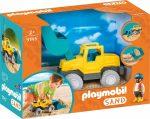 Playmobil Sand 9145 Homlok kanalas kotró