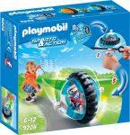 Playmobil Sports & Action 9204 Speed roller kék