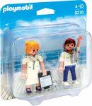 Playmobil City Life 9216 Utaskísérő és első tiszt