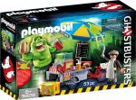 Playmobil Ghostbusters™ 9222 Slimer hot-dog standdal