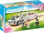 Playmobil City Life 9227 Esküvői limuzin