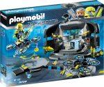 Playmobil Top Agents 9250 Dr. Drone irányítóterme