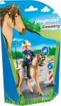 Playmobil Country 9260 Lovas rendőrnő