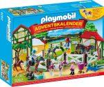 Playmobil Kiegészítők 9262 Adventi naptár - Lovas farm