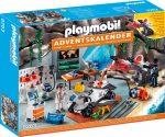 Playmobil Kiegészítők 9263 Adventi naptár - Kémek főhadiszállása