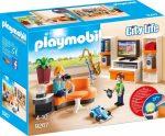 Playmobil City Life 9267 Nappali szoba