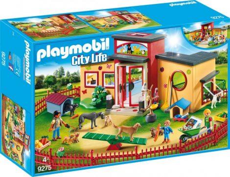 Playmobil City Life 9275 Kisállat panzió