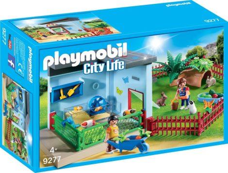 Playmobil City Life 9277 Kisállat panzió