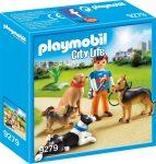 Playmobil City Life 9279 Kutykiképző kutyákkal