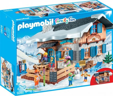 Playmobil Family Fun 9280 Síparadicsom