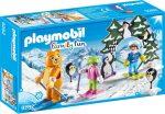Playmobil Family Fun 9282 Síoktatás