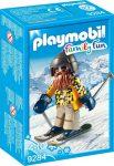 Playmobil Family Fun 9284 Sielő hipszter