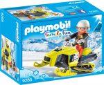 Playmobil Family Fun 9285 Motorosszán