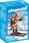 Playmobil Family Fun 9287 Biathlonos nő