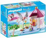 Playmobil Princess 9289 Királyi szoba pegazus hintóval