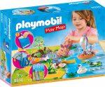 Playmobil Kiegészítők 9330 Játszólap - Tündérország