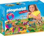 Playmobil Kiegészítők 9331 Játszólap - Pony kirándulás