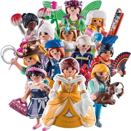Playmobil Figurák 9333 Zsákbamacska 13. sorozat - lányoknak