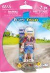 Playmobil Playmo-friends 9338 Tini gördeszkával