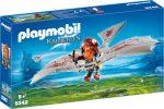 Playmobil Knights 9342 Törpe repülő gép