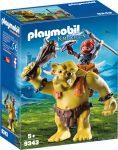 Playmobil Knights 9343 Törpehordozó troll