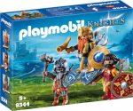Playmobil Knights 9344 Törpekirály