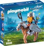 Playmobil Knights 9345 Törpe és pónija