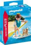 Playmobil Special Plus 9354 Paddlingező kutyával