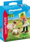 Playmobil Special Plus 9356 Gazdasszony bárányokkal