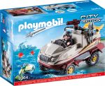 Playmobil City Action 9364 Kétéltű jármű