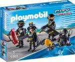 Playmobil City Action 9365 Rendőrségi rohamosztag