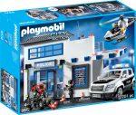 Playmobil City Action 9372 Rendőrkapitányság