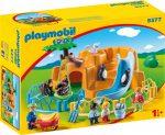 Playmobil 1.2.3 9377 Állatkert