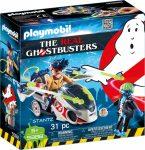 Playmobil Ghostbusters™ 9388 Stantz repülő kerékpárral