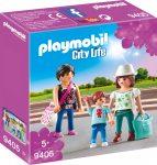 Playmobil City Life 9405 Vásárló lányok