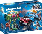 Playmobil Super 4 9407 Monster truck, Alex és Rock Brock