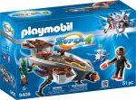 Playmobil Super 4 9408 Szinkronikus űrhajó és Gene