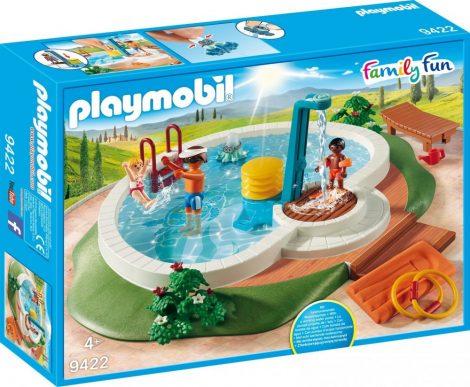 Playmobil Family Fun 9422 Úszómedence