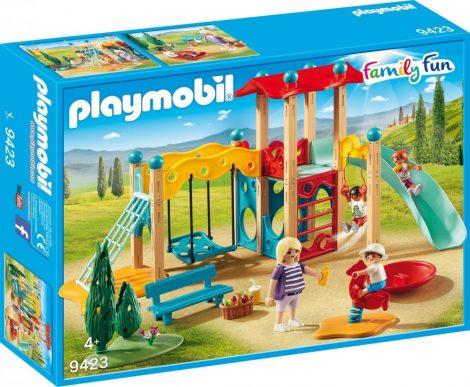 Playmobil Family Fun 9423 Nagy játszótér