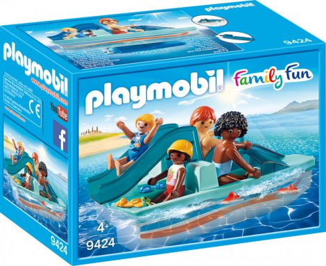 Playmobil Family Fun 9424 Vizibicikli