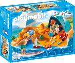 Playmobil Family Fun 9425 Strandoló család