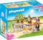 Playmobil City Life 9427 Esküvői hintó