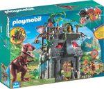 Playmobil Dinos 9429 Titkos templom T-Rex-el