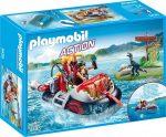Playmobil Action 9435 Légpárnás kaland