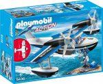 Playmobil Action 9436 Rendőrségi hidproplán