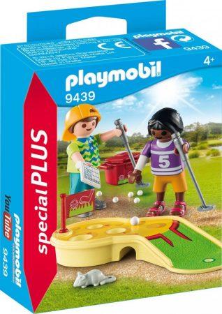 Playmobil Special Plus 9439 Minigolfozó gyerekek