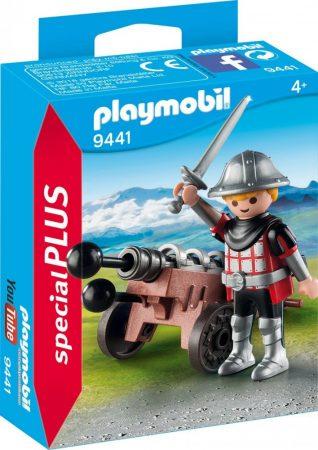 Playmobil Special Plus 9441 Lovag ágyúval