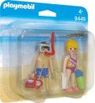 Playmobil Kiegészítők 9449 Strandolók