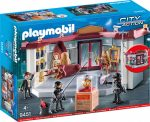 Playmobil City Action 9451 Múzeumi betörés